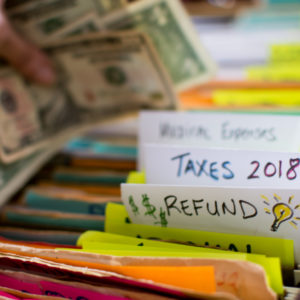 On Tax Day, the Payers vs. the Takers