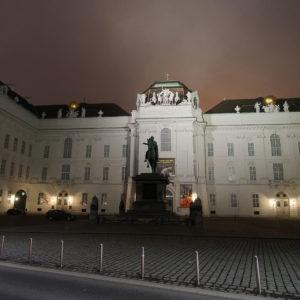 Spooking, No Problem for Austria