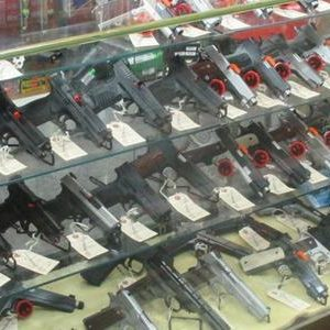 New Hampshire Gun Stores See Sales Rise On Vermont Border