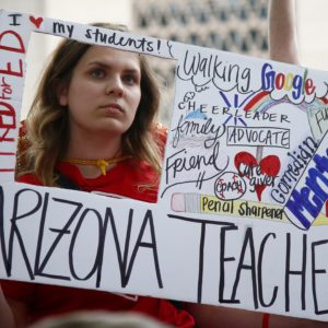 Could Teacher Strikes Wind Up Backfiring?