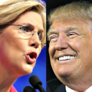 "Are You Ready for the ""Trump Vs Warren #2020 Throwdown?"""