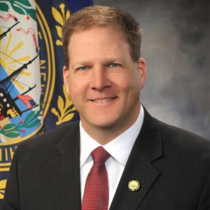 Sununu Jumps 8 Points in New St. Anslem NHIOP Poll