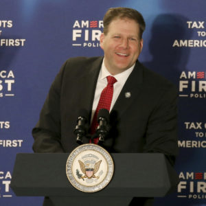 A Plethora of Polls Have Sununu Sitting Pretty in Re-Election Campaign
