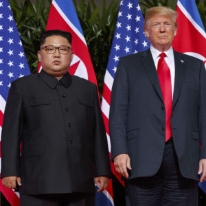 Little to Show for U.S.-N. Korea Summit