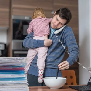 N.H. Named Top Ten State for Working Dads