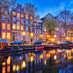 Amsterdam — the Economic City
