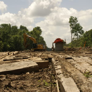 Pipeline Construction in the Atchafalaya Basin Takes Special Care