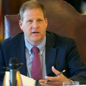 """Fleeing A High-Tax State for New Hampshire? """"Leave Your Politics Behind,"""" Sununu Says"""
