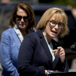 Maggie Hassan Blames GOP For Opioid Crisis, But Took Money from Big Pharma