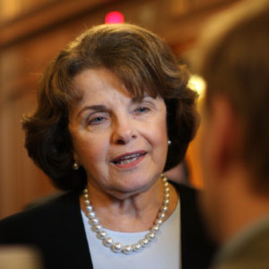 Dianne Feinstein — Growing Rich off of Chinese Interests