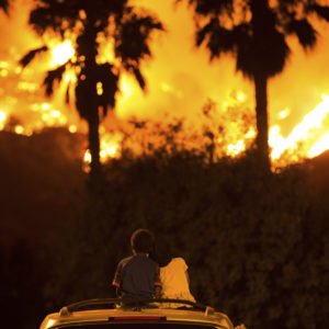 Experts Throw Water on the 'Record Wildfires' Story