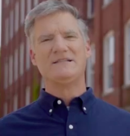Trump, Tighter Borders and Term Limits: Sanborn Touches All The Bases In TV Ad