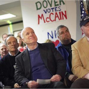 "PODCAST: New Hampshire Remembers ""Honorary Granite Stater"" John McCain"
