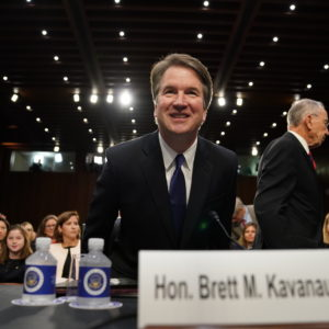 """Justice Scalia's Son: Democrats' """"Silly Strategy"""" Led to Senate Circus on Kavanaugh"""