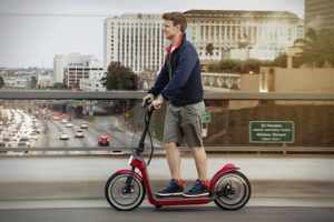Mini Citysurfer Electric Scooter Concept