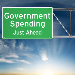 Who Needs Bipartisanship Without a Budget Constraint?