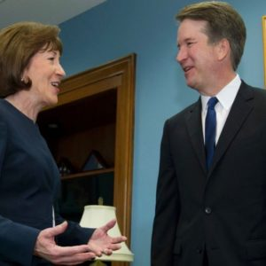 On Kavanaugh Case, Chris Sununu Says: I'm With Susan!