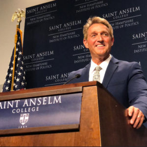 What Does Jeff Flake Want?