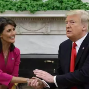 Haley in 2020? Nikki Says No. But….