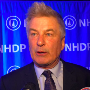 "Alec Baldwin Tells Dems: ""We Need to Overthrow the Government of Donald Trump"""