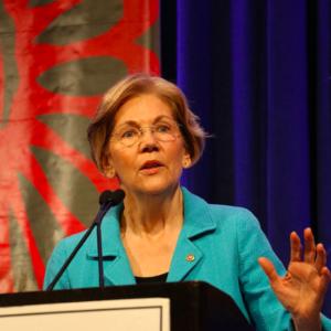 Sen. Elizabeth Warren's DNA Test Results: She's 100 Percent 'Presidential Candidate'