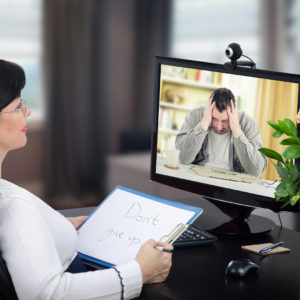 Telepsychiatry — Serving the Underserved