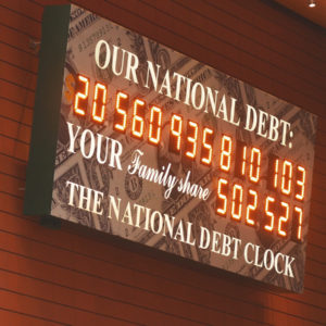 On Oct. 3, Happy Deficit Day