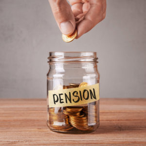 Government Workers' Future Pay Is Linked to Pension Reform