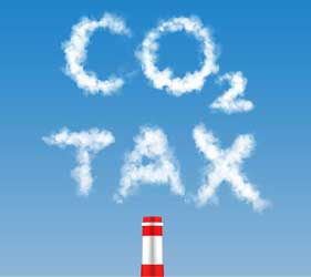Lower Cost of Carbon Emissions Destroys Rationale for Carbon Tax