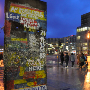 Why the Berlin Wall Fell