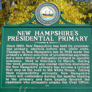 "Three Reasons Why 2020's ""First In The Nation"" Primary May Be New Hampshire's Last"