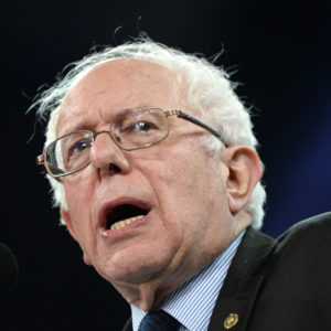 Bernie Breaks Out In First Post-Announcement NH Poll