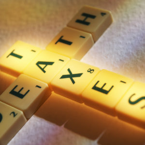 Death, Taxes, and Death Taxes