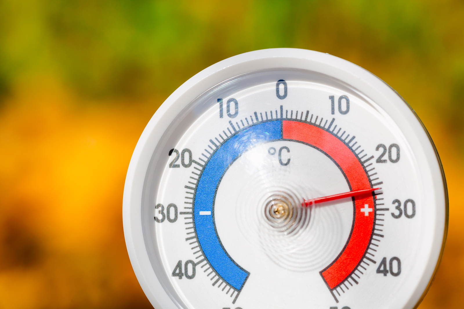 bigstock Outdoor thermometer with cels 265056847.