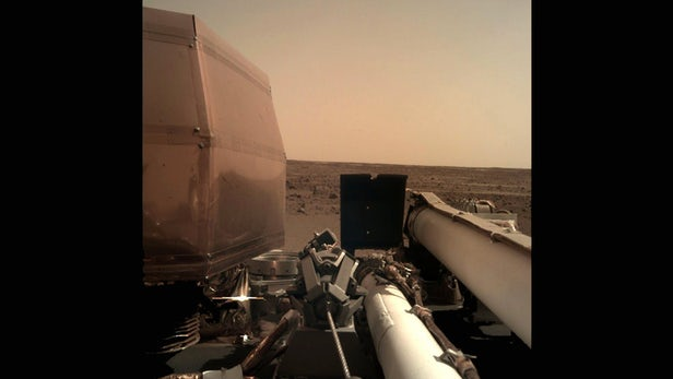 mars insight landing tv - photo #24