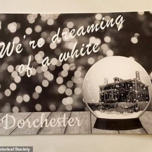 "Hoist on Their Holiday Petard: Historic Society Apologizes for Using ""White Christmas"" Lyric in Invite"