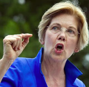 "Progressive Group's Leader Says Elizabeth Warren Is ""Well Set Up"" for 2020 Run"