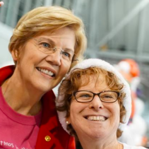 "Liz Warren Enters POTUS Race as a Candidate ""On the Cusp"""