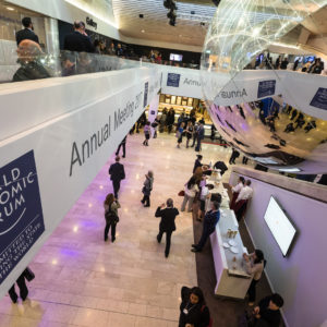 World's Glitteriest Conference