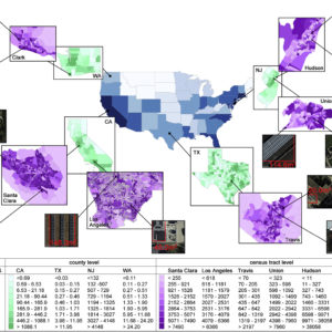 Researchers Map Every Solar Panel in the U.S., Discover Policy and Income Drive Expansion