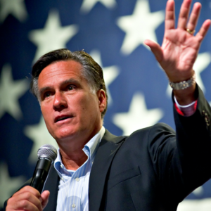 His Anti-Trump Op-Ed Has Republicans Asking: What Does Mitt Want?