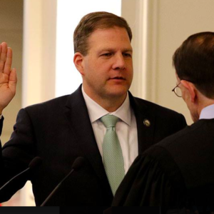 Sununu's Inaugural Speech: Getting Laughs, Going Long and Drawing Lines