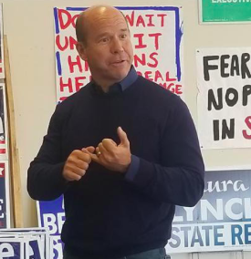 Dem 2020 Hopeful Delaney: If Trump Suborned Perjury, Mueller Must Release Evidence Now