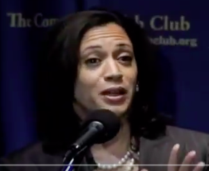 Video of Kamala Harris Threatening Parents With Jail Over Truant Children Sparks Backlash