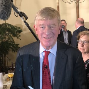 "Bill Weld Announces Primary Against ""Unstable"" Trump and the ""Stockholm Syndrome"" GOP"