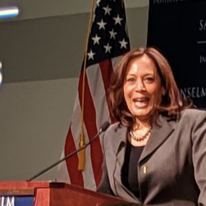 """Kamala Harris:  """"In a Relatively Short Time, Portsmouth, NH Will Be Underwater"""""""