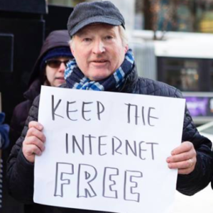 How Political Messaging Drives the Net Neutrality Debate