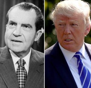 'Trump Doctrine' Vs. 'Nixon Doctrine'