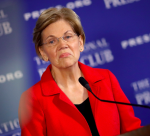 Warren's Casino Bill to Get Hearing–but Where's Liz?