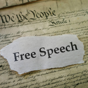 'Free Expression/Free Speech' for Students Being Muzzled